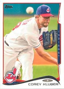 Corey Kluber (THE TOPPS COMPANY)