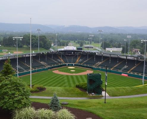 Howard J. Lamade Stadium in Williamsport, Pennsylvania, in 2018 (MICHAEL STOKES VIA FLICKR.COM)