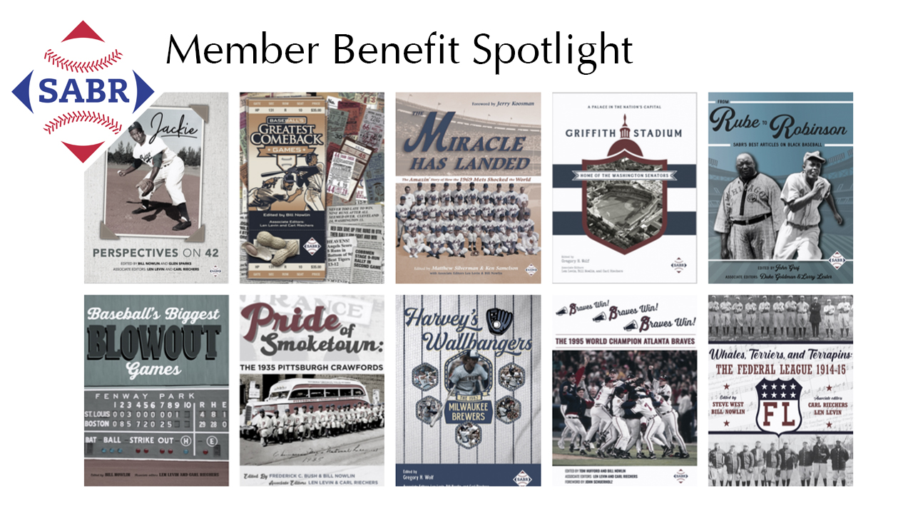 Member Benefit Spotlight: SABR Digital Library