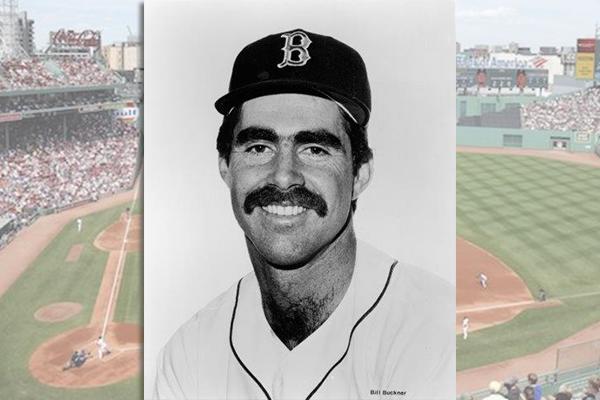 Bill Buckner (COURTESY OF THE BOSTON RED SOX)