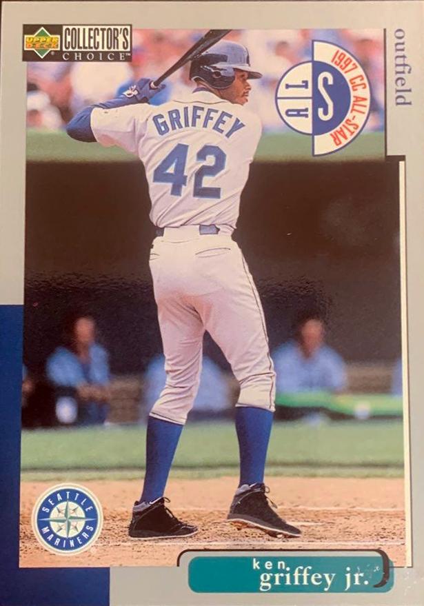 Ken Griffey Jr. (TRADING CARD DB)
