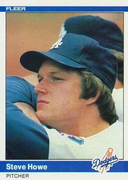 Steve Howe (TRADING CARD DB)