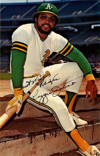 Reggie Jackson (TRADING CARD DB)