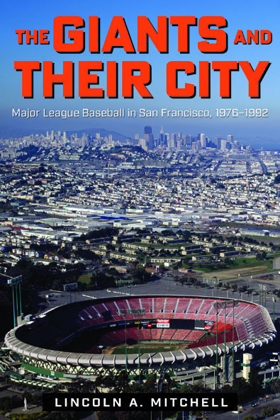 """Lincoln Mitchell's """"The Giants and Their City"""""""