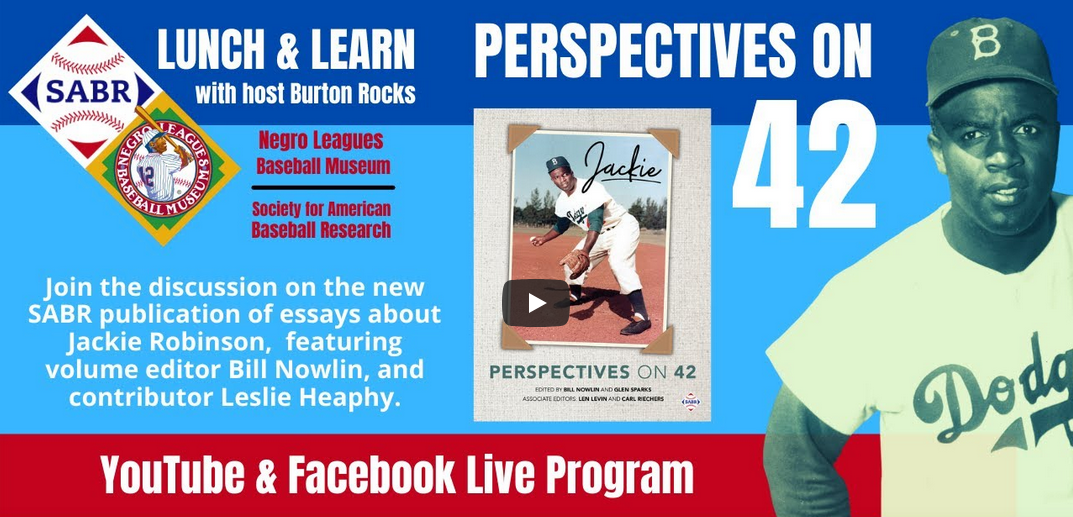 Negro Leagues Museum: Lunch and Learn with Leslie Heaphy and Bill Nowlin