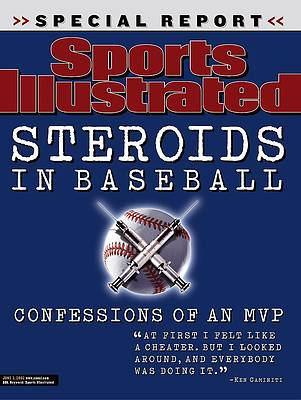 Sports Illustrated cover, June 3, 2002 (SICOVERS.com)