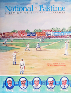 The National Pastime, Vol. 3 (Spring 1984)
