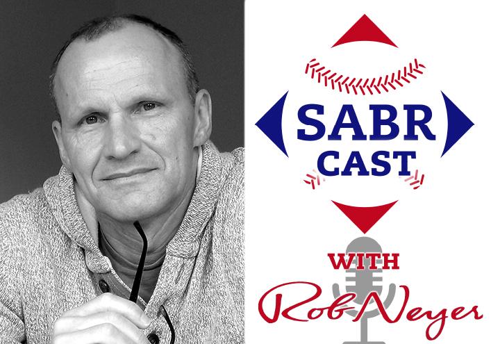 SABRcast #115: Gary Bedingfield