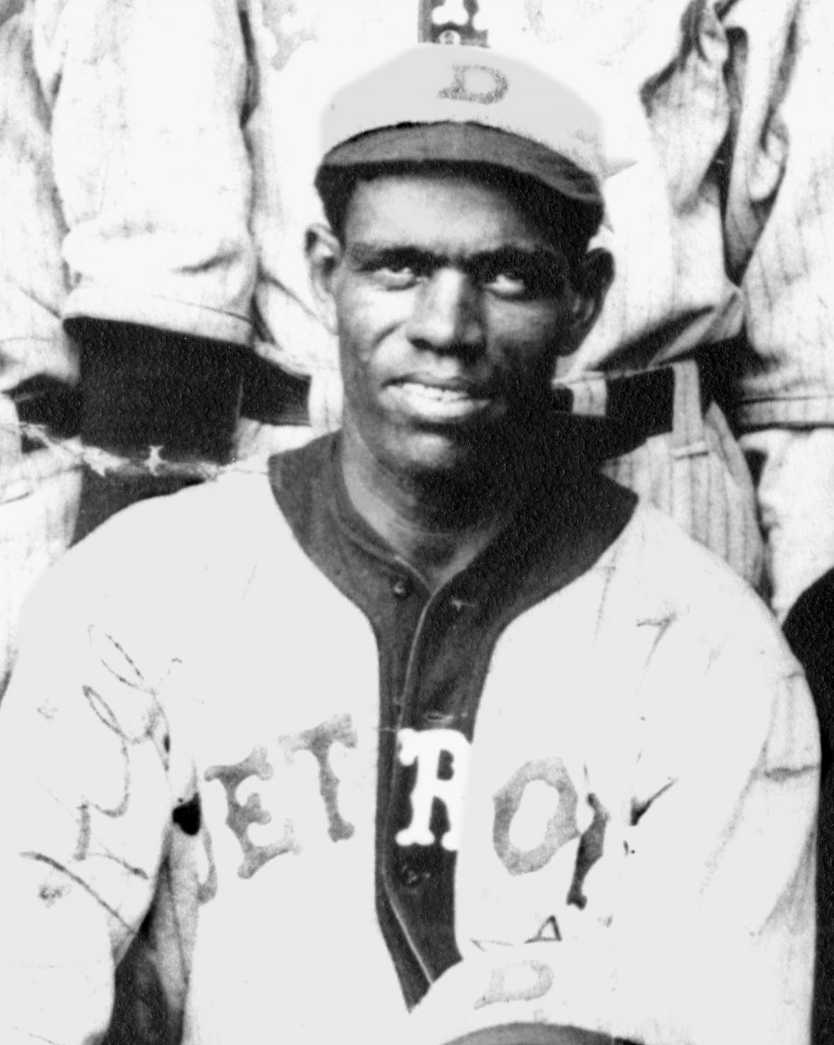 Pete Hill (NATIONAL BASEBALL HALL OF FAME LIBRARY)