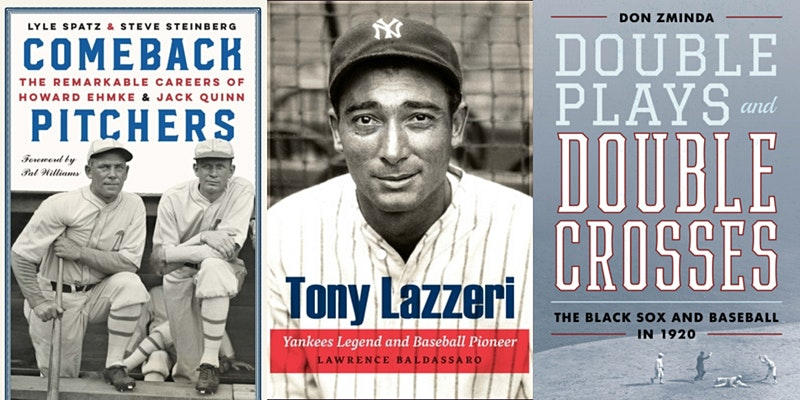 Pacific Northwest Chapter: Triple Play book event with Steve Steinberg, Lawrence Baldassaro, Don Zminda