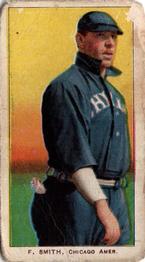 Frank Smith (TRADING CARD DB)