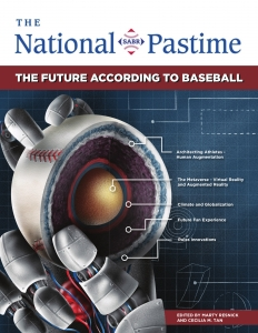 2021 The National Pastime: The Future According to Baseball