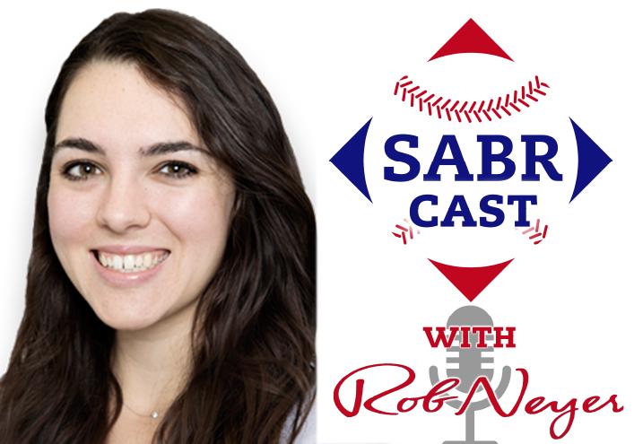 SABRcast #117: Emma Baccellieri