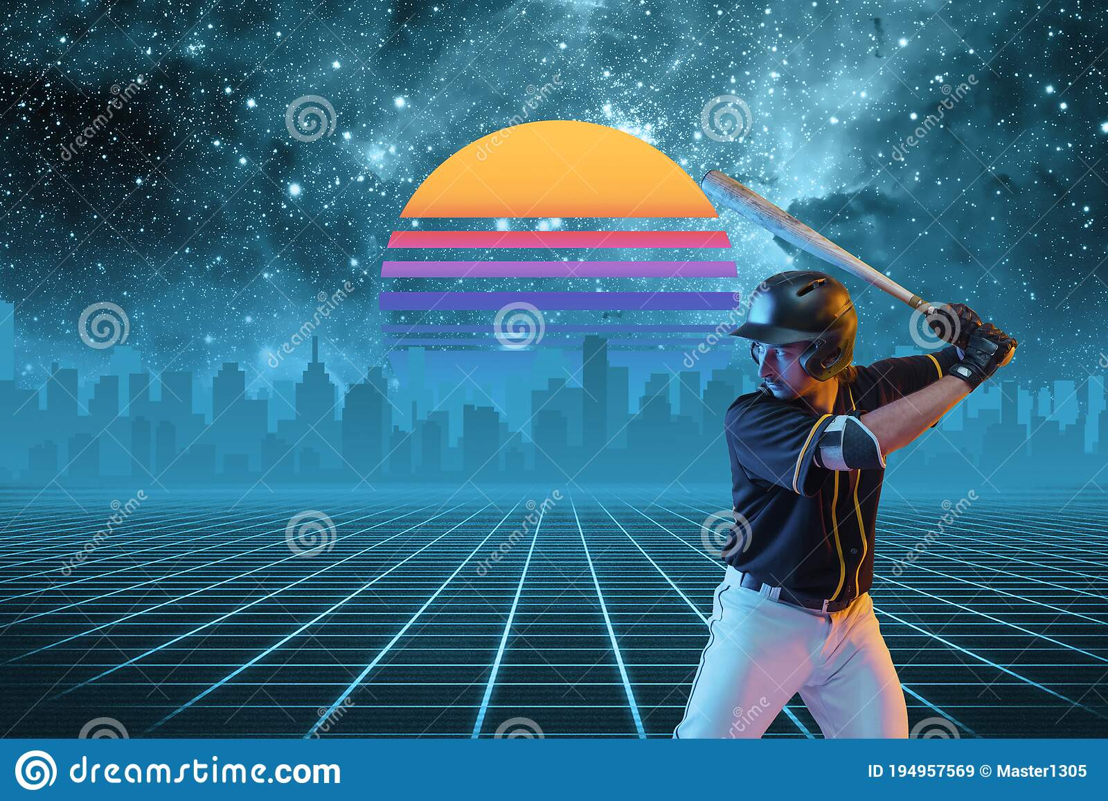 In the future of baseball gaming simulations, you'll be able to insert yourself into the lineup of the Big Red Machine. (VOLODYMYR MELNYK / DREAMSTIME.COM)