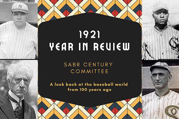 SABR Century 1921 Project