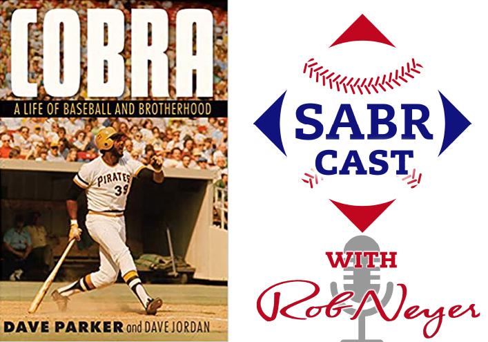 """SABRcast #125: Dave Parker and Dave Jordan, """"Cobra"""""""