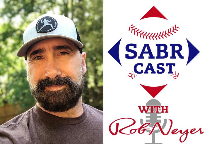 SABRcast #127: Rob Friedman, Pitching Ninja