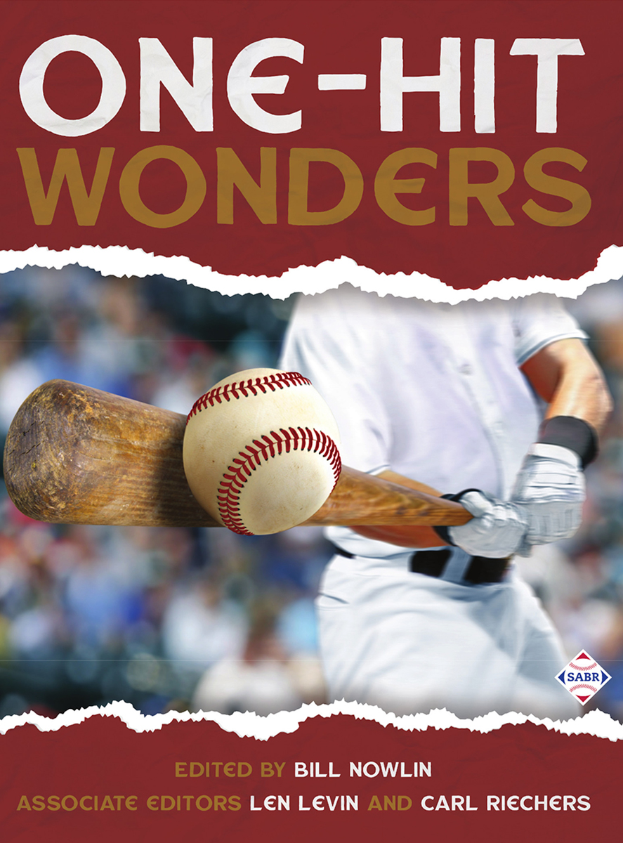 One-Hit Wonders, edited by Bill Nowlin