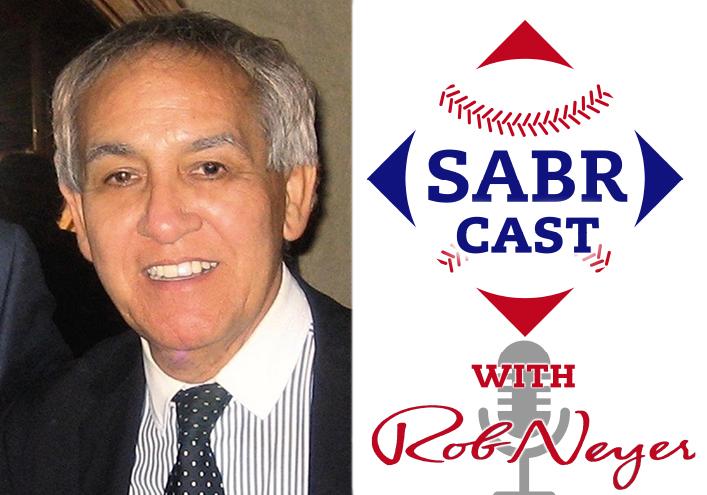 SABRcast #131: Tony Castro